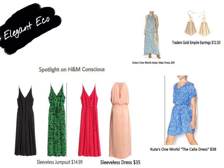 Elegant Eco Fashion