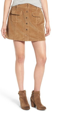 jolt corduroy skirt now 33.9